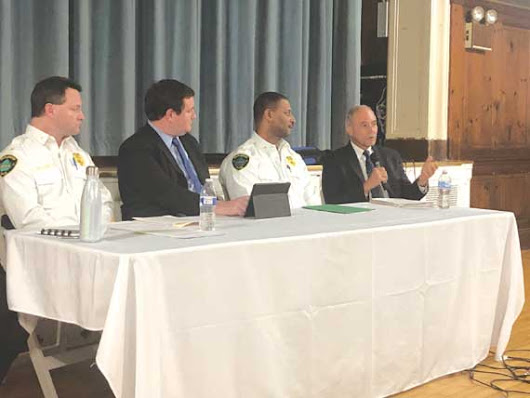 MPD addresses 'Force Report' at forum - Essex News Daily