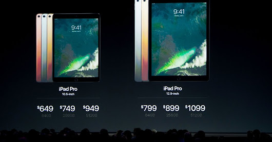 New iPad Pro Inches Toward Replacing PC, but Falls Short