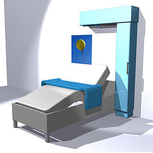 New Integrated patient lift for use in home ca...