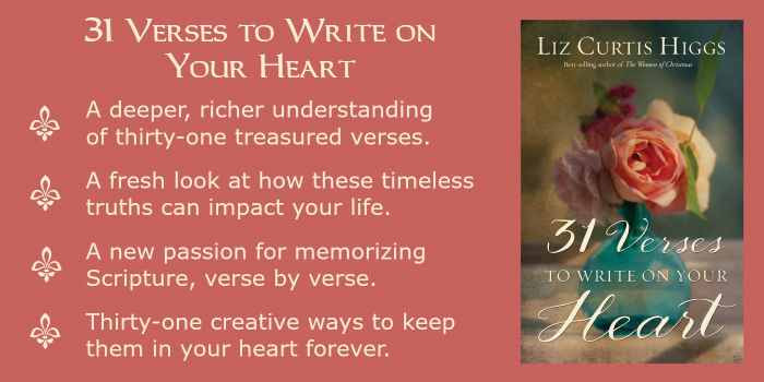 Image result for 31 verses to write on your heart
