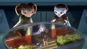 animation, sci fi, Seth Green,Dan Fogler,Aliens,stay-at-home moms,nurturing,motherhood,matriarchy