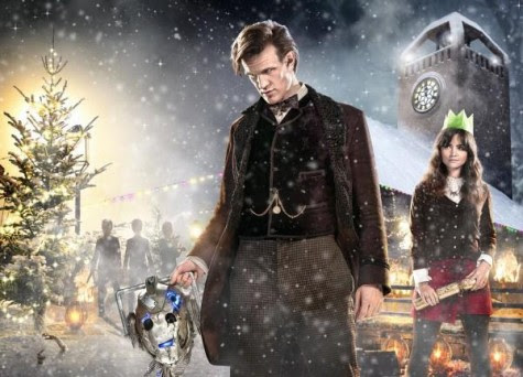 "Episode 85: Doctor Who's ""The Time of the Doctor"""