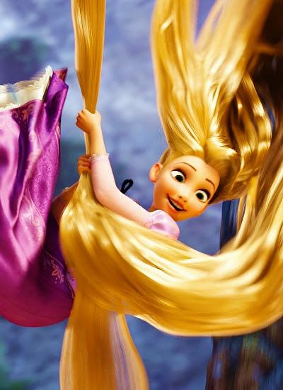 Wich hair style looks better on Rapunzel? Poll Results ...