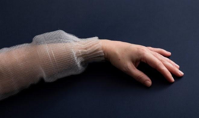 Первая в мире цифровая ткань превращает любую одежду в компьютер