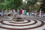 Unity Labyrinth Solstice 2008