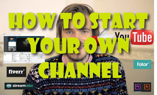 How to set up a gaming channel
