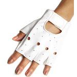 Forplay Fingerless Moto Gloves