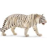 Schleich World of Nature Schleich Tiger, White Figurine