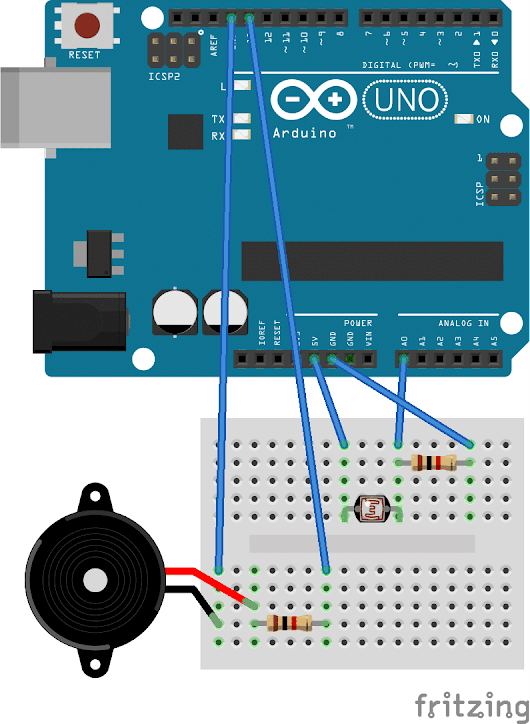 Arduino Basics - Controlling the LED Part 2