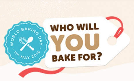 Sponsored Post:#WorldBakingDay Sunday 17th May