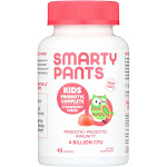 SmartyPants Kids Probiotic Complete, Strawberry Crème, 45 ct