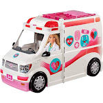 ​Barbie Ambulance and Hospital Playset