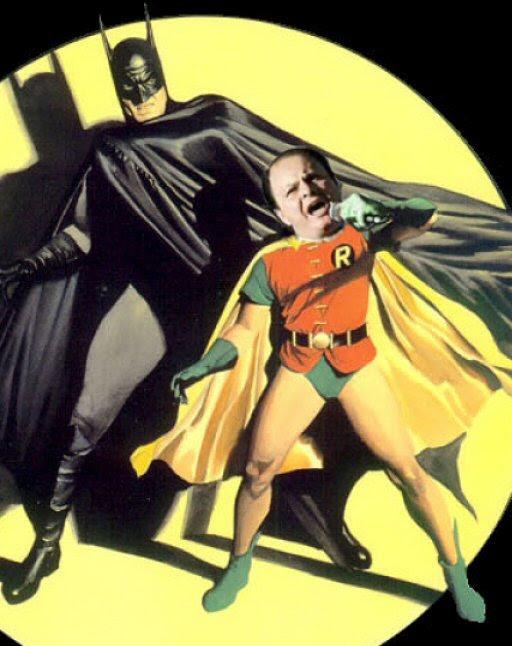 Bispo Macedo foi aluno de Batman e o amou muito também.