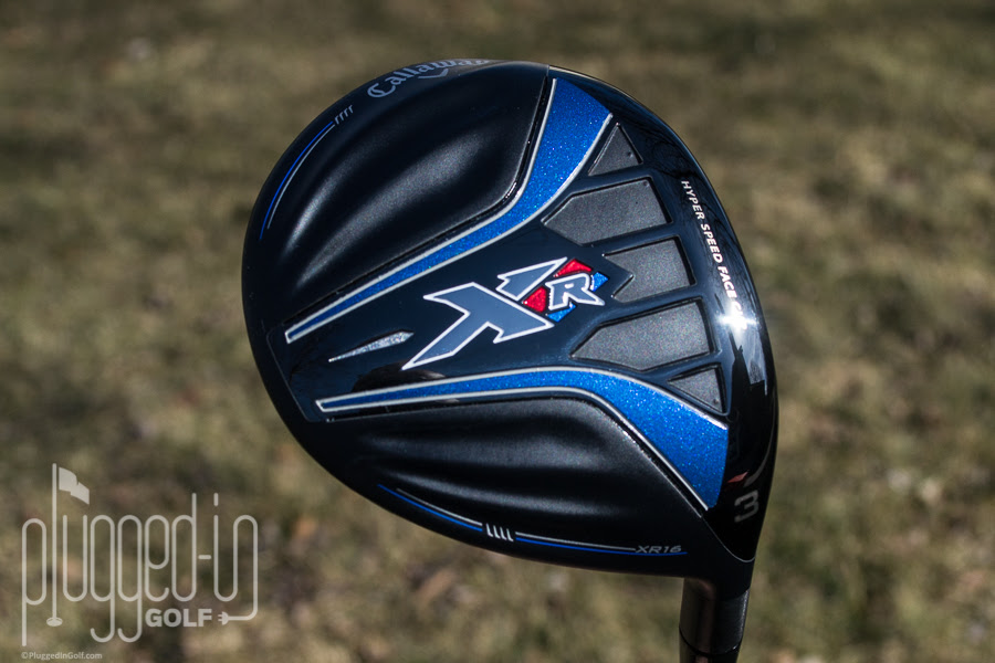 Callaway XR 16 Fairway Wood Review - Plugged In Golf