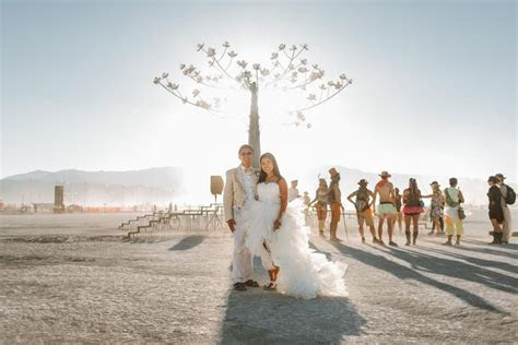 Burning Man wedding ceremony and the story about how I've