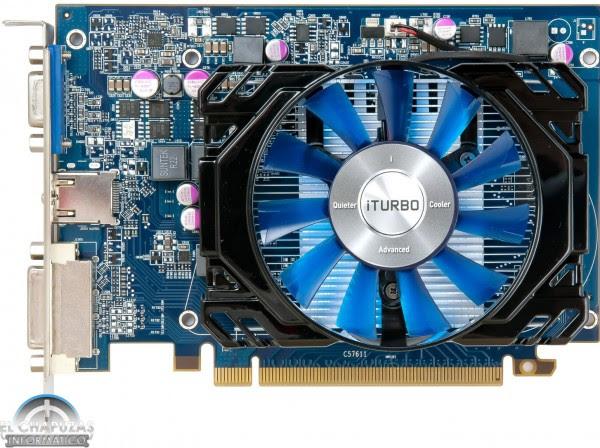 HIS Radeon R7 250 iCooler Boost Clock