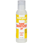 EO Products Hand Sanitizer Gel for Everyone, Coconut Lemon, 2 Fluid Ounce