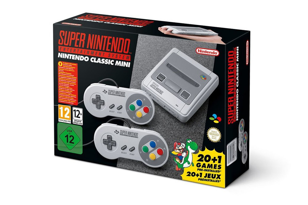 Amazon UK is altering the deal on SNES Classic pre-orders screenshot