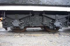 煤水車的台車