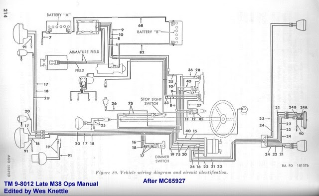 1977 Jeep Cj5 Wiring Diagram For Alternator