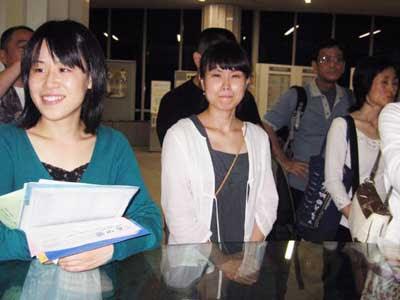 東京平和映画祭、無事2日のJPG