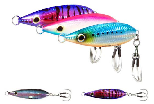 Shimano Flat Fall Jig - A Butterfly Effect Tuna Can't Resist - FishtFight