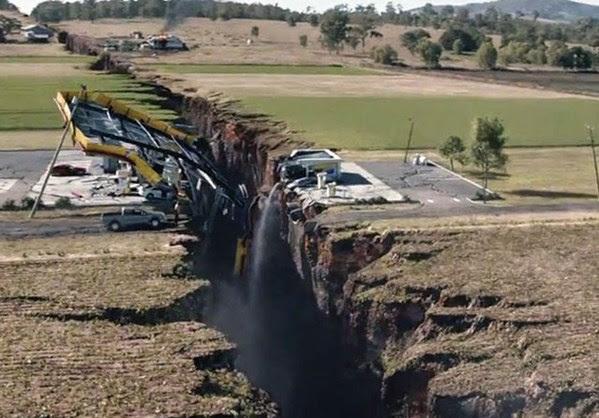 Iσχυρότατος σεισμός είναι έτοιμος να εκδηλωθεί σε Η.Π.Α και Μεξικό