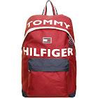 Tommy Hilfiger Luggage Men's TC980HO9 Hollis Backpack Red Navy
