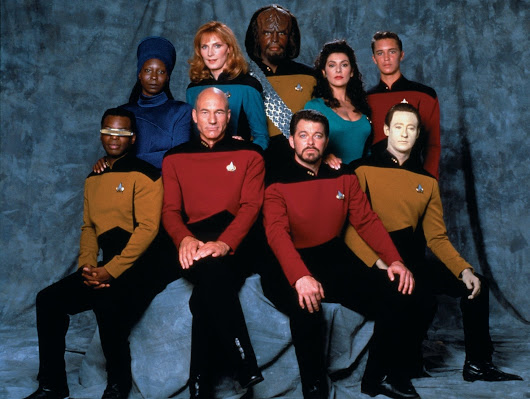Star Trek-The Next Generation At 30: Boldly Going Where No One Had Gone Before