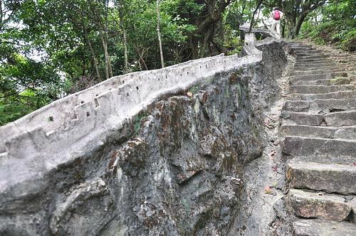 鯉魚山步道-小人國-萬里長城