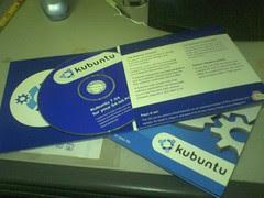 Kubuntu光碟