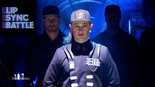 "Anthony Mackie's ""2 Legit 2 Quit"" vs. Joseph Gordon-Levitt's ""Rhythm Nation"" 