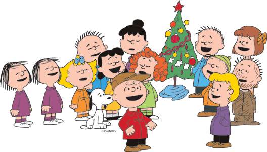 Charlie Brown Christmas Tree Grove