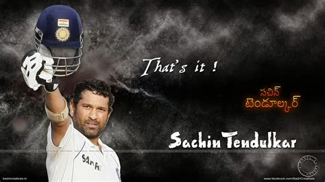 hd wallpapers  sachin