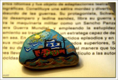 parábola del proceloso mar de las letras