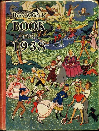 Boys' & Girls' Book for 1938