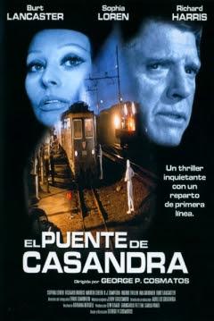 Poster El Puente de Casandra