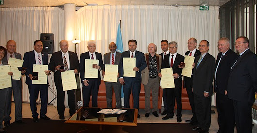 Eighth UNESCO Medals for contributions to the development of nanoscience and nanotechnologies