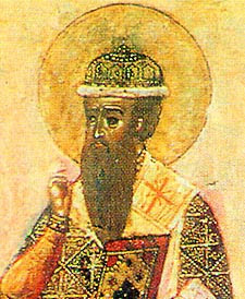 IMG ST. BARSANUPHIUS the Bishop of Tver