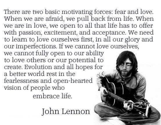 John Lennon Quote Pictures Photos And Images For Facebook Tumblr
