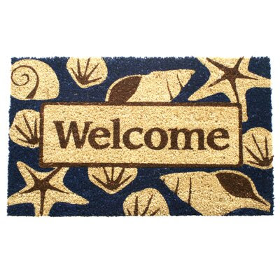 Entryways Sweet Home Beach Welcome Doormat | Wayfair