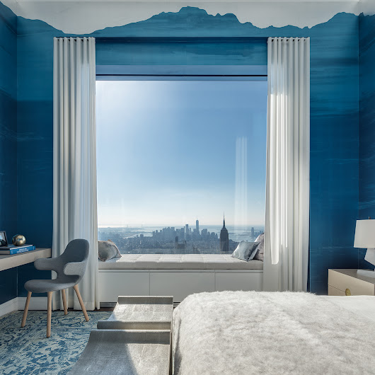 See inside the 432 Park Avenue penthouse