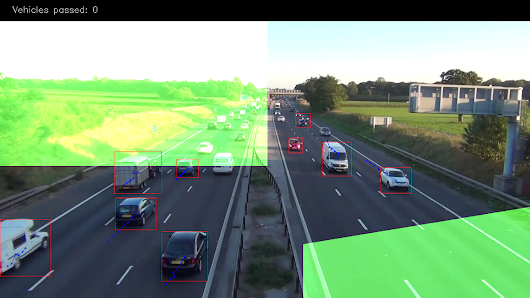 Tutorial: Making Road Traffic Counting App based on Computer Vision and OpenCV