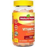 Nature Made Vitamin C, 250 mg, Tangerine, Gummies - 80 gummies