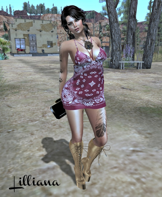 Designer Showcase, Tameless, Designer Circle, WoW Skins, Paris District, and a Group Gift!