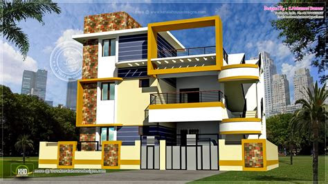 modern  floor tamilnadu house design kerala home design