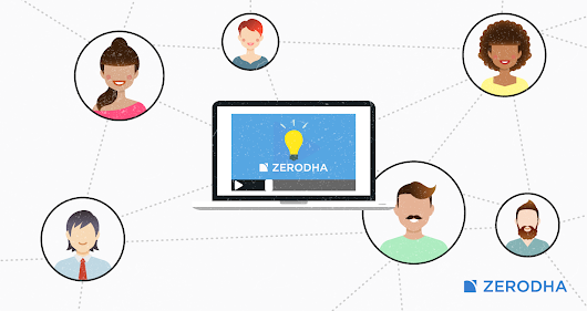 Zerodha Educate – webinars for traders «  Z-Connect by Zerodha