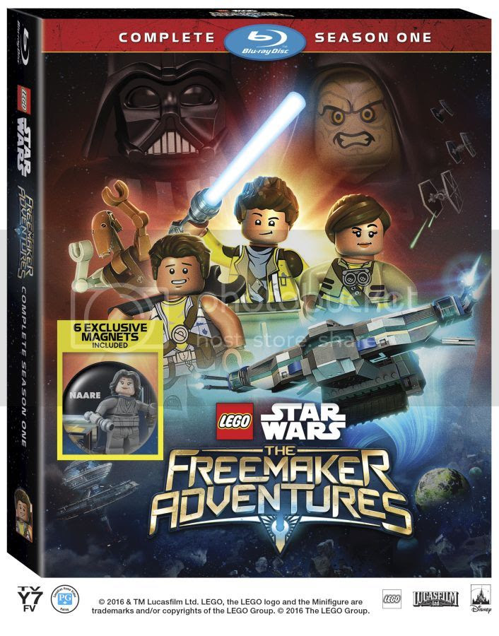 Star Wars Lego The Freemaker  Adventures