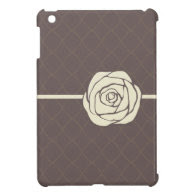 Vintage Rose {Mini iPad Case} iPad Mini Cover