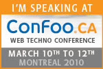 confoo.ca Web Techno Conference